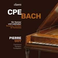 CPE Bach: für Kenner und Liebhaber, Sonatas, Rondos & Fantasias