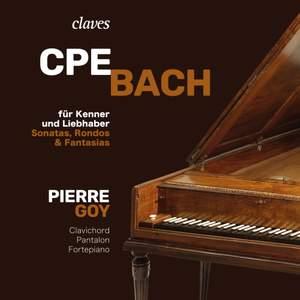 CPE Bach: für Kenner und Liebhaber, Sonatas, Rondos & Fantasias Product Image