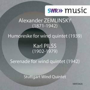 Zemlinksy: Humoreske - Pilss: Serenade in G Major