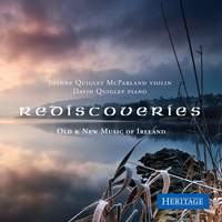 REDISCOVERIES - OLD & NEW MUSIC OF IRELAND