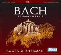 Bach at Saint Mark's (Live)