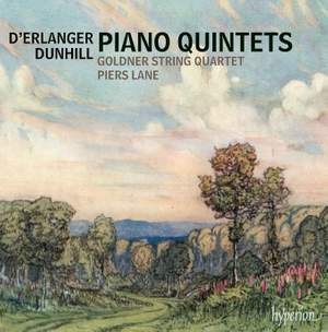 Dunhill & Erlanger: Piano Quintets Product Image