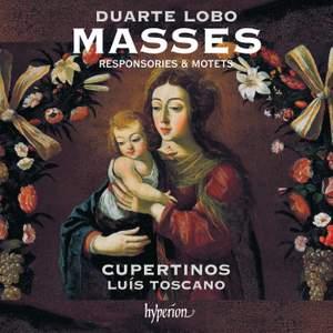 Duarte Lobo: Masses, Responsories & motets Product Image