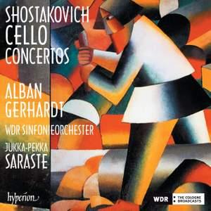 Shostakovich: Cello Concertos Product Image