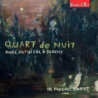 Quart de Nuit: Ravel, Dutilleux and Debussy (live op het ZOOM! Festival, Nederland 2017)
