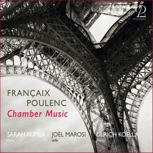 Francaix & Poulenc: Chamber Works