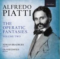 Alfredo Piatti - The Operatic Fantasies Vol. 2