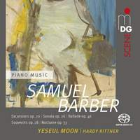 Samuel Barber: Piano Music