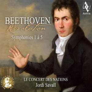 Beethoven: Symphonies Nos. 1 - 5
