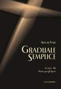 Graduale Semplice - Vol. XII