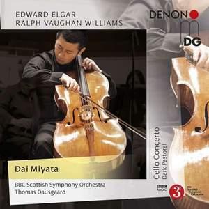 Elgar: Cello Concerto & Vaughan Williams: Dark Pastoral Product Image