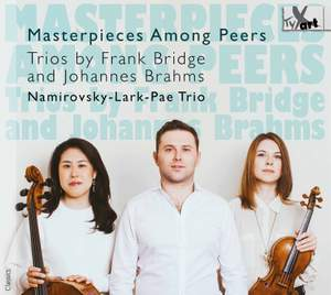 Trios By Frank Bridge & Johannes Brahms