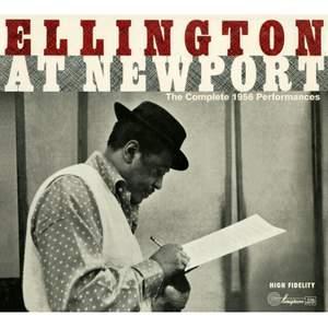 Complete Newport 1956 Performances + 6 Bonus Tracks! Product Image