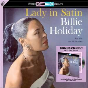 Lady in Satin (+ Bonus Digipack Cd) Product Image