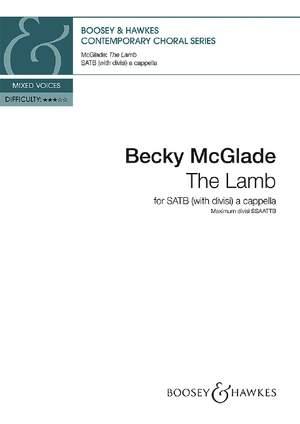 McGlade, B: The Lamb