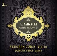 Mazurka No. 1 in G Major, Op. 26 (Version for Violin & Piano)