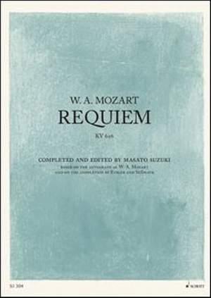 Mozart: Requiem, KV 626 KV 626