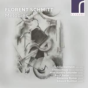 Florent Schmitt: Mélodies Product Image