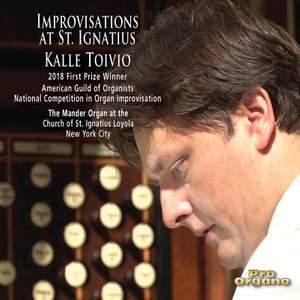 Improvisations at St. Ignatius