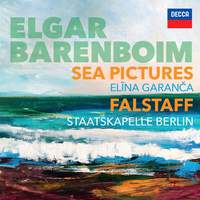 Elgar: Sea Pictures & Falstaff