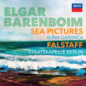 Elgar: Sea Pictures & Falstaff Product Image