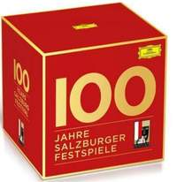100 Years Of The Salzburg Festival