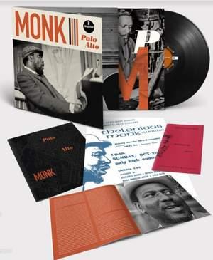Thelonious Monk - Palo Alto - Vinyl Edition Product Image