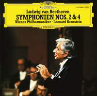 Beethoven: Symphonies Nos. 2 & 4