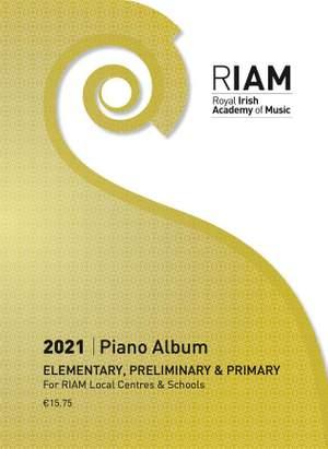 Piano Album Elem/Pre/Pri, 2021 Product Image