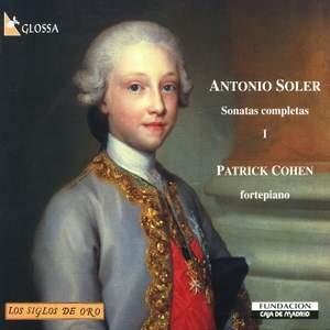 Soler: Sonatas Completas, Vol. 1