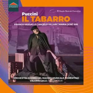 Puccini: Il tabarro, SC 85 (Live)