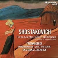 Shostakovich: Piano Quintet & Seven Romances O