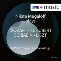 Nikita Magaloff: Piano Recital (Live)