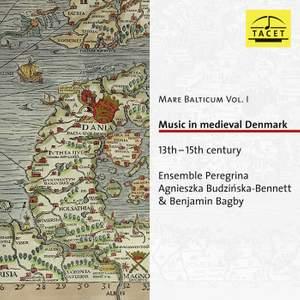Mare Balticum, Vol. 1: Music in Medieval Denmark