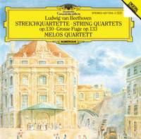 Beethoven: String Quartet No. 13 & Grosse Fuge
