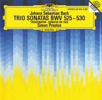 JS Bach: Trio Sonatas BWV525-530