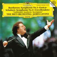 Beethoven: Symphony No. 3 'Eroica' & Schubert: Symphony No. 8 'Unfinished'
