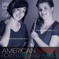 American Music For Flute and Piano