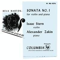 Bartók: Violin Sonata No. 1, Sz. 75