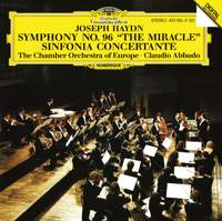Haydn: Symphony No. 96 & Sinfonia Concertante