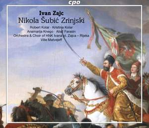 Ivan Zajc: Nikola Šubić Zrinski Product Image