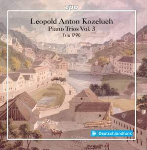 Kozeluch: Piano Trios, Vol. 3