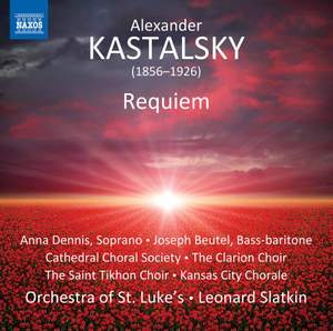 Alexander Kastalsky: Requiem Product Image