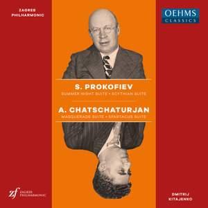 Orchestral Suites by Sergei Prokofiev & Aram Khachaturian