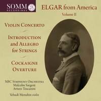 Elgar From America, Vol. II