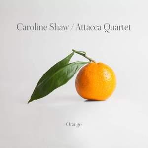 Caroline Shaw: Orange - Vinyl Edition