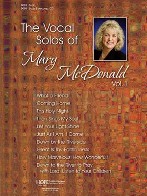 Vocal Solos of Mary McDonald Vol. 1, The
