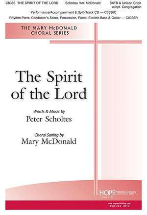 The Spirit of the Lord Product Image