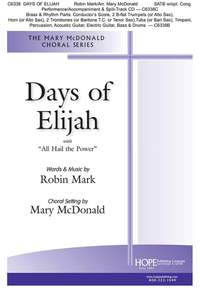 Robin Mark: Days of Elijah