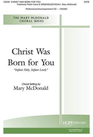 Christ Was Born for You Product Image